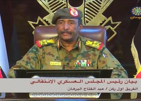 البرهان: زيارة وفد من السودان لواشنطن لرفع اسمه من قائمة الإرهاب