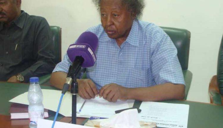 شداد يكشف عن التحول لنظام القرعة الإلكترونية بدوري النخبة السوداني