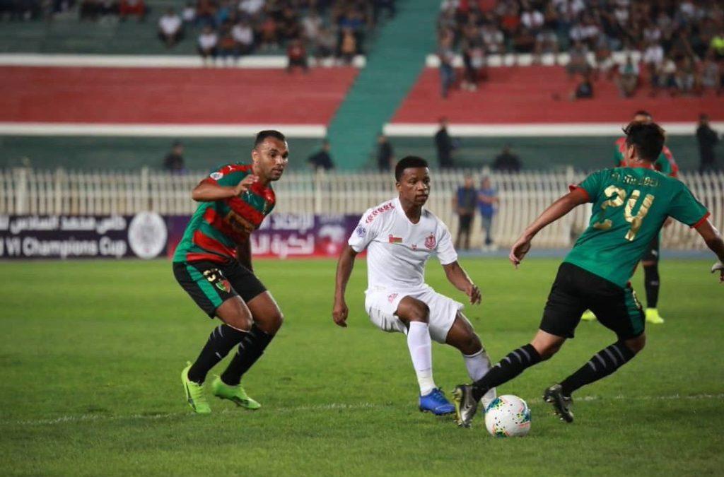مولودية الجزائر يهزم ظفار العماني في البطولة العربية - باج نيوز