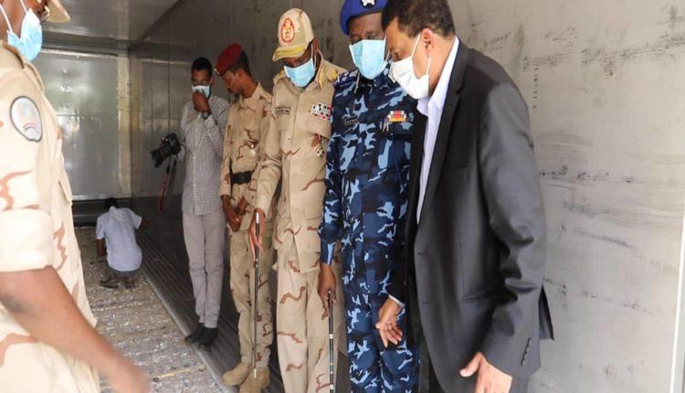 """""""نائب السيادي"""": السودان أصبح درع العالم في مكافحة الجريمة العابرة والمنظمة"""