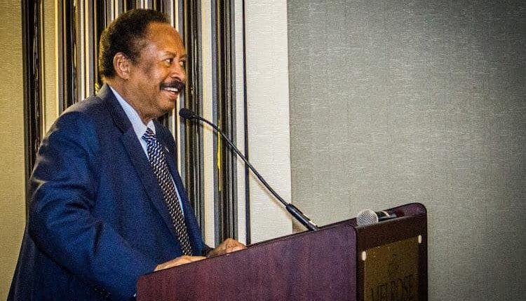 حمدوك: السودان على بعد أسابيع من تسوية ضحايا العمليات الإرهابية