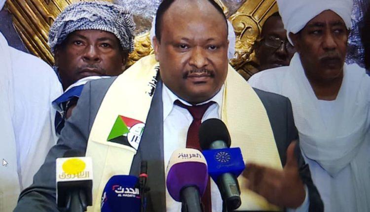 وصول وفد حركة العدل والمساواة السودانية للخرطوم للتبشير بالسلام