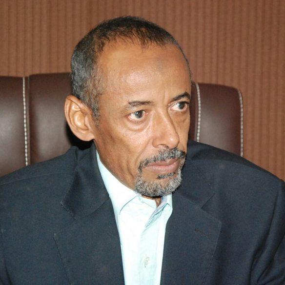الكاتب الصحفي أحمد يوسف التاي
